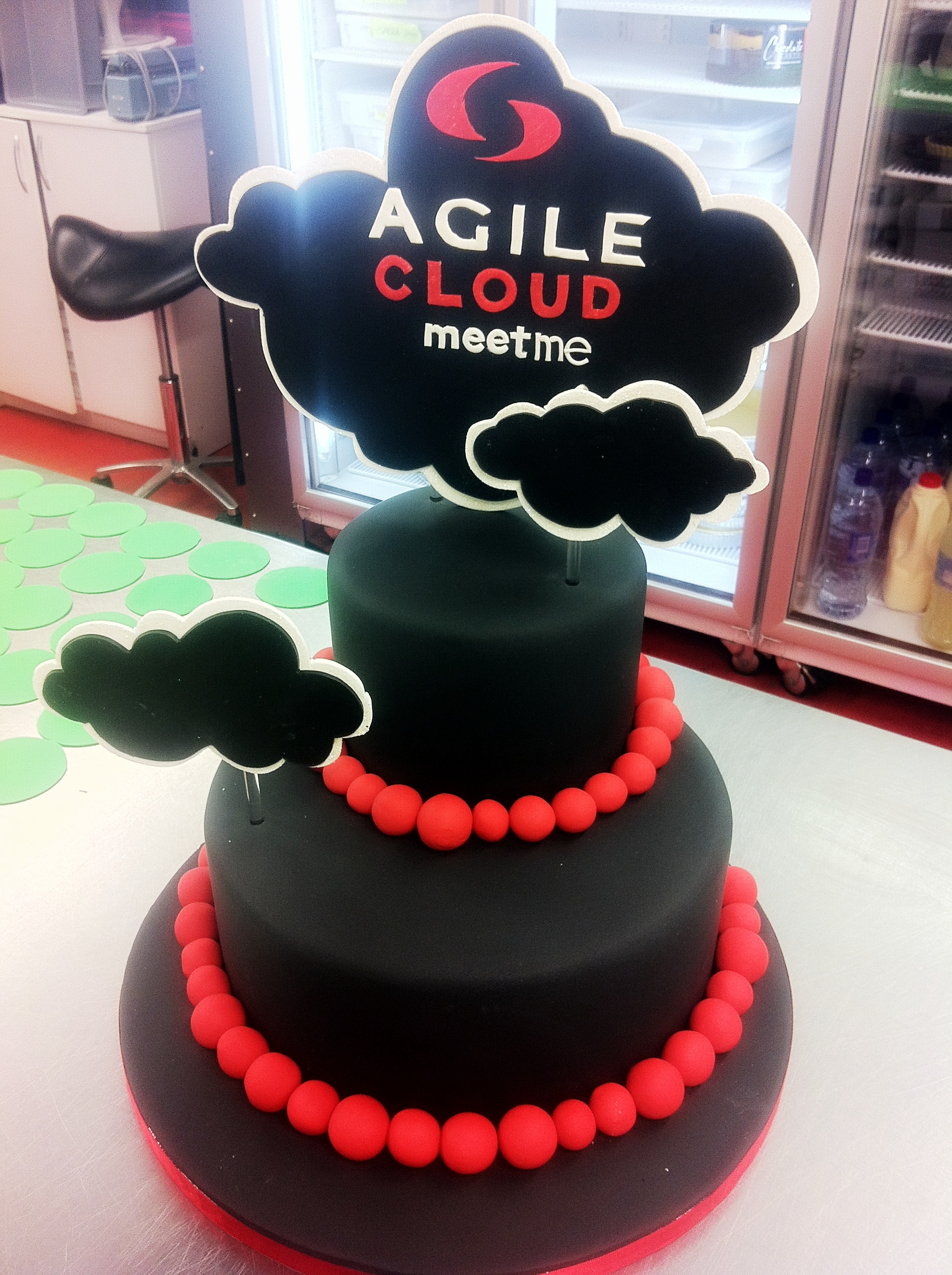 Cake Decorating Co Nz : Agile Cake   Chocolate Earth Cakes