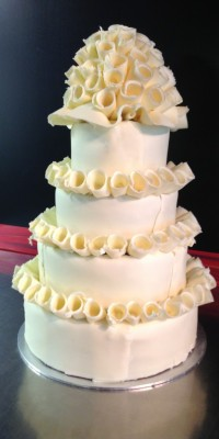 Four Tier White Moeraki Wrap