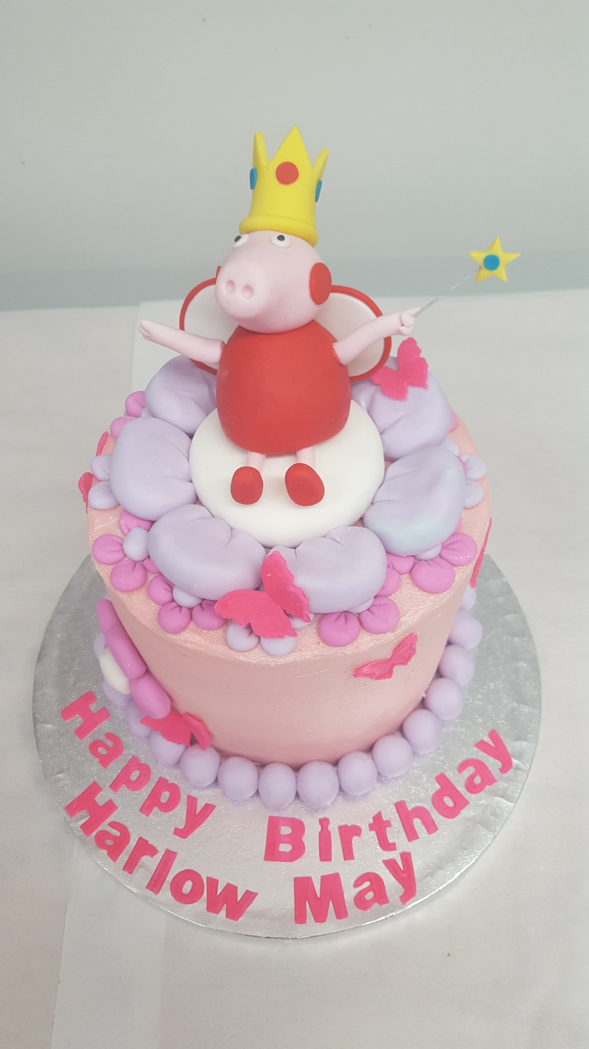 Peppa Pig Birthday Cake Singapore